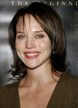 Erica Leerhsen at the Los Angeles premiere of Texas Chainsaw Massacre: The Beginning held at the Graumans Chinese Theater in Hollywood, USA on October 5, 2006.