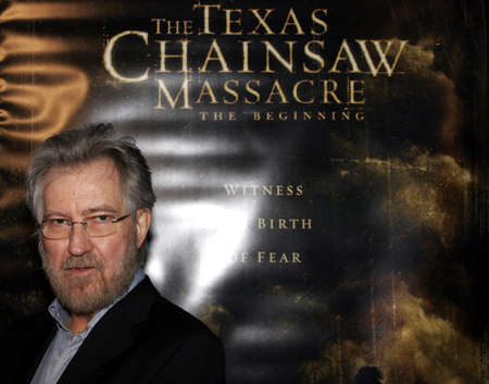massacre: Tobe Hooper at the Los Angeles premiere of Texas Chainsaw Massacre: The Beginning held at the Graumans Chinese Theater in Hollywood, USA on October 5, 2006.