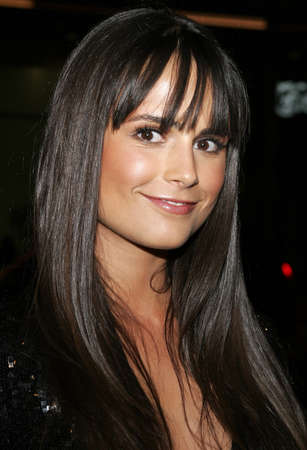 Jordana Brewster at the Los Angeles premiere of The Texas Chainsaw Massacre: The Beginning held at the Manns Chinese Theater in Hollywood, California, United States on October 5, 2006.