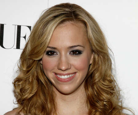 Andrea Bowen at the Teen Vogue Young Hollywood Issue Party held at the Sunset Tower in West Hollywood, USA on September 20, 2006.