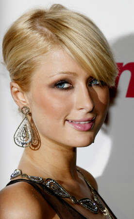 Paris Hilton at the Teen Vogue Young Hollywood Issue Party held at the Sunset Tower in West Hollywood, USA on September 20, 2006.