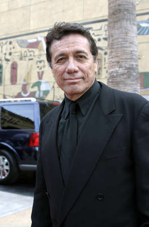Edward James Olmos at the 8th Los Angeles Latino International Film Festival held at the Egyptian Theater in Hollywood, USA on July 16, 2004. Editorial