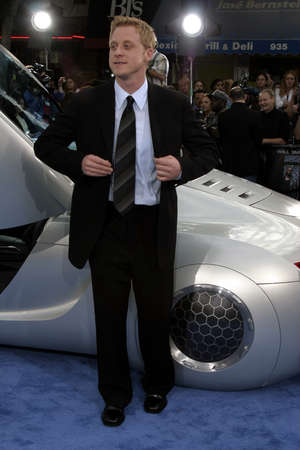 alan: Alan Tyduk at the World premiere of I, Robot held at the Mann Village Theatre in Westwood, USA on July 7, 2004.