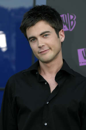 Matt Long at the WB Networks 2004 All-Star Party held at the Pacific Design Center in West Hollywood, USA  on July 14, 2004.