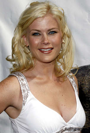alison: Alison Sweeney at the World premiere of Evan Almighty held at the Universal Citywalk in Universal City, USA on June 10, 2007.