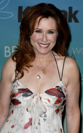 Mary McDonnell at the Women In Film Presents The 2007 Crystal and Lucy Awards held at the Beverly Hilton Hotel in Beverly Hills, California, United States on June 14, 2007. Editorial
