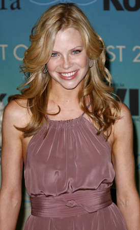 Sarah Jane Morris at the Women In Film Presents The 2007 Crystal and Lucy Awards held at the Beverly Hilton Hotel in Beverly Hills, USA on June 14, 2007.