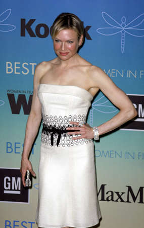 Renee Zellweger at the Women In Film Presents The 2007 Crystal and Lucy Awards held at the Beverly Hilton Hotel in Beverly Hills, USA on June 14, 2007. Editorial