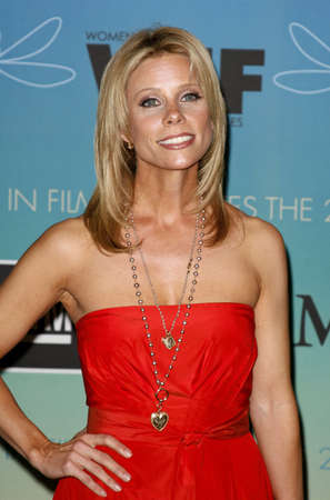 Cheryl Hines at the Women In Film Presents The 2007 Crystal and Lucy Awards held at the Beverly Hilton Hotel in Beverly Hills, USA on June 14, 2007. Editorial