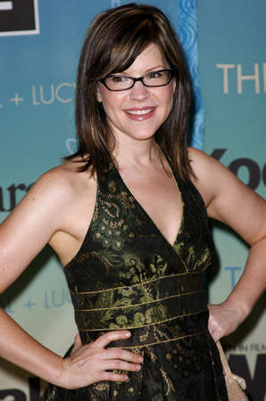 Lisa Loeb at the Women In Film Presents The 2007 Crystal and Lucy Awards held at the Beverly Hilton Hotel in Beverly Hills, USA on June 14, 2007. Editorial