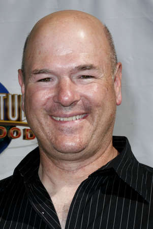 almighty: Larry Miller at the World premiere of Evan Almighty held at the Universal Citywalk in Universal City, USA on June 10, 2007. Editorial