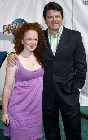 John Michael Higgins at the World premiere of Evan Almighty held at the Universal Citywalk in Universal City, USA on June 10, 2007. Editorial