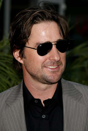 Luke Wilson at the Los Angeles premiere of You Kill Me held at the ArcLight Cinemas in Hollywood, USA on June 11, 2007.
