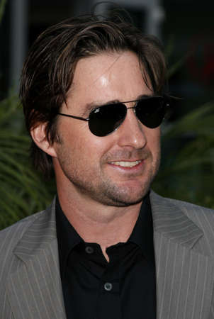 Luke Wilson at the Los Angeles premiere of You Kill Me held at the ArcLight Hollywood in Hollywood, USA on June 11, 2007. Editorial