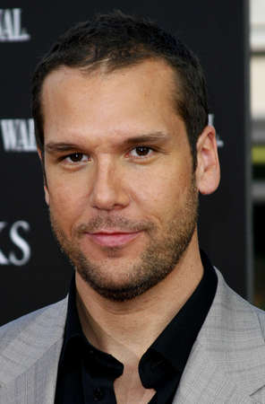 Dane Cook at the Los Angeles premiere of Mr. Brooks held at the Graumans Chinese Theater in Hollywood, USA on May 22, 2007. Editorial