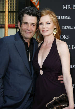 alan: Alan Rosenberg and Marg Helgenberger at the Los Angeles premiere of Mr. Brooks held at the Graumans Chinese Theater in Hollywood, USA on May 22, 2007. Editorial