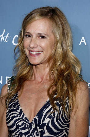 Holly Hunter at the Los Angeles premiere of Bright Star held at the ArcLight Theater in Hollywood, USA on September 16, 2009. Editorial