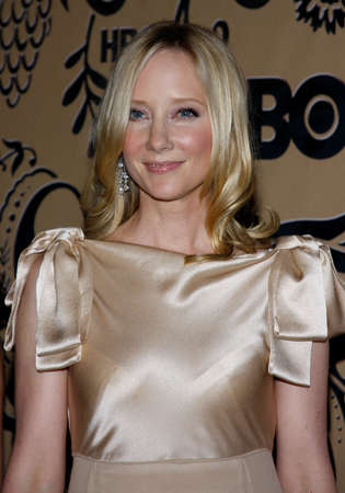 Anne Heche at the HBO POST EMMY Party held at the Pacific Design Center in West Hollywood, USA on September 20, 2009.