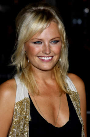 Malin Akerman at the World premiere of Love Happens held at the Mann Village Theater in Westwood, USA on September 15, 2009.