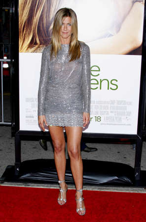 mann: Jennifer Aniston at the World premiere of Love Happens held at the Mann Village Theater in Westwood, California, United States on September 15, 2009.