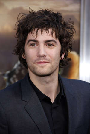 Jim Sturgess at the Los Angeles premiere of Legends of the Guardians: The Owls of GaHoole held at the Graumans Chinese Theater in Hollywood, USA on September 19, 2010.