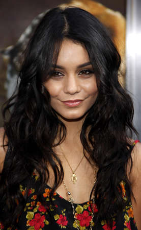 Vanessa Hudgens at the Los Angeles premiere of Legends of the Guardians: The Owls of GaHoole held at the Graumans Chinese Theater in Hollywood, USA on September 19, 2010.