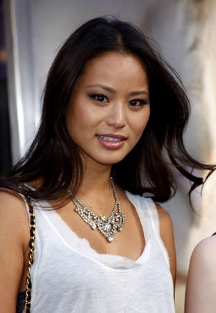 Jamie Chung at the Los Angeles premiere of Legends of the Guardians: The Owls of GaHoole held at the Graumans Chinese Theater in Hollywood, USA on September 19, 2010.