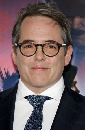 Matthew Broderick at the AFI FEST 2016 Opening Night Premiere of Rules Dont Apply held at the TCL Chinese Theatre in Hollywood, USA on November 10, 2016.