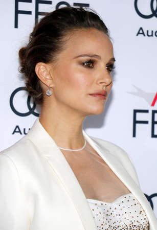 Natalie Portman at the AFI FEST 2016 Centerpiece Gala Screening of Jackie held at the TCL Chinese Theatre in Hollywood, USA on November 14, 2016.