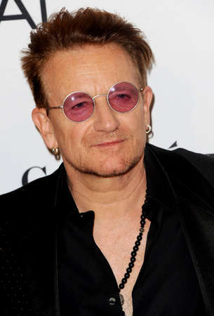 bono: Bono at the Glamour Women Of The Year 2016 held at the NeueHouse in Hollywood, USA on November 14, 2016.