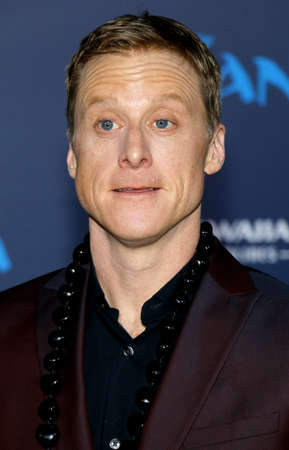 alan: Alan Tudyk at the AFI FEST 2016 Premiere of Moana held at the El Capitan Theatre in Hollywood, USA on November 14, 2016.