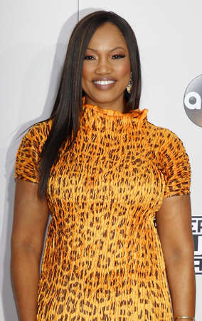 Garcelle Beauvais at the 2016 American Music Awards held at the Microsoft Theater in Los Angeles, USA on November 20, 2016.