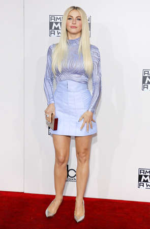 Julianne Hough at the 2016 American Music Awards held at the Microsoft Theater in Los Angeles, USA on November 20, 2016. Editorial