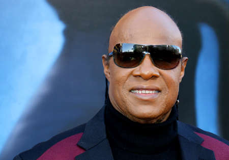 Stevie Wonder at the Los Angeles premiere of 'Sing' held at the Microsoft Theater in Los Angeles, USA on December 3, 2016. Editöryel
