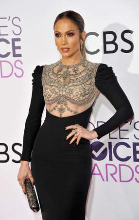 jennifer: Jennifer Lopez at the Peoples Choice Awards 2017 held at the Microsoft Theater in Los Angeles, USA on January 18, 2017. Editorial