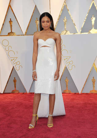 Naomie Harris at the 89th Annual Academy Awards held at the Hollywood and Highland Center in Hollywood, USA on February 26, 2017. Editorial