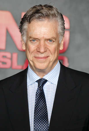 Christopher McDonald at the Los Angeles premiere of Kong: Skull Island held at the El Capitan Theatre in Hollywood, USA on March 8, 2017.