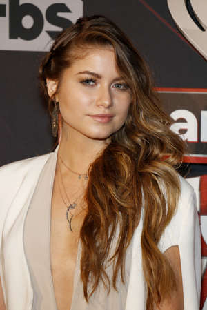 Sofia Reyes at the 2017 iHeartRadio Music Awards held at the Forum in Inglewood, USA on March 5, 2017. Editorial