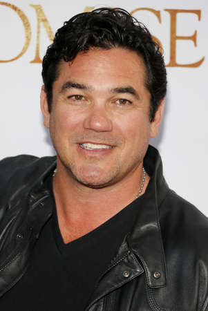 Dean Cain at the Los Angeles premiere of The Promise held at the TCL Chinese Theatre in Hollywood, USA on April 12, 2017.