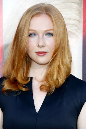 Molly Quinn at the Los Angeles premiere of Unforgettable held at the TCL Chinese Theatre in Hollywood, USA on April 18, 2017.