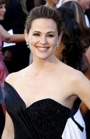 第 88 回アカデミー賞でジェニファー ・ ガーナーは、2016 年 2 月 28 日にアメリカのハリウッドのハリウッド ・ ハイランド センターで開催。
