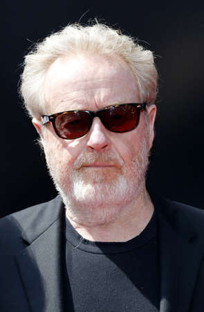 Ridley Scott at the Los Angeles special screening of Alien: Covenant held at the TCL Chinese Theatre IMAX in Hollywood, USA on May 17, 2017. Editorial