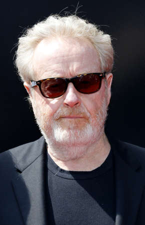 Ridley Scott at the Los Angeles special screening of 'Alien: Covenant' held at the TCL Chinese Theatre IMAX in Hollywood, USA on May 17, 2017. Stock Photo - 79119901