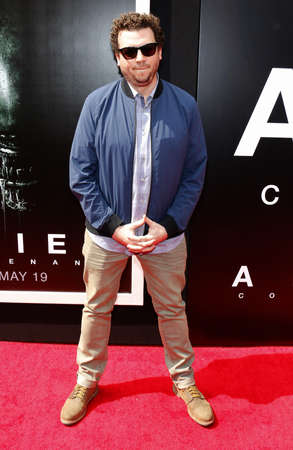 Danny McBride at the Los Angeles special screening of 'Alien: Covenant' held at the TCL Chinese Theatre IMAX in Hollywood, USA on May 17, 2017. Stock Photo - 78300695