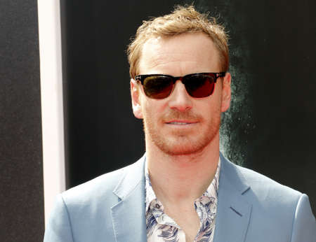Michael Fassbender at the Los Angeles special screening of 'Alien: Covenant' held at the TCL Chinese Theatre IMAX in Hollywood, USA on May 17, 2017. Stock Photo - 78300708