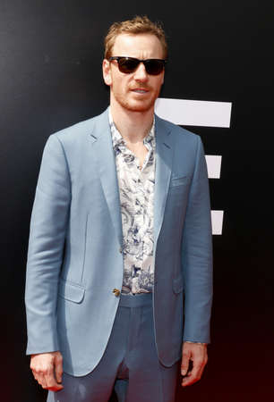 Michael Fassbender at the Los Angeles special screening of 'Alien: Covenant' held at the TCL Chinese Theatre IMAX in Hollywood, USA on May 17, 2017. Stock Photo - 78300715