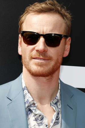 Michael Fassbender at the Los Angeles special screening of Alien: Covenant held at the TCL Chinese Theatre IMAX in Hollywood, USA on May 17, 2017. Editorial