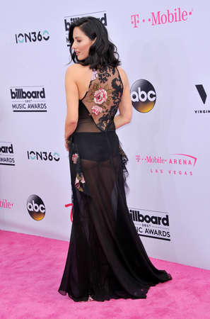 Olivia Munn at the 2017 Billboard Music Awards held at the T-Mobile Arena in Las Vegas, USA on May 21, 2017. Editorial