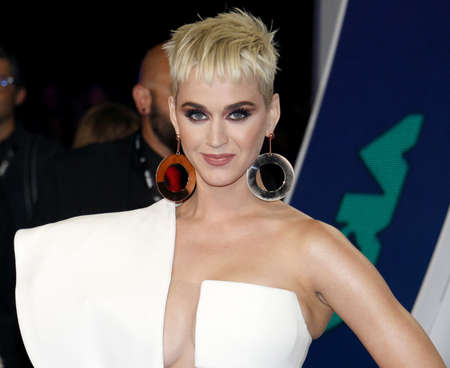 perry: Katy Perry at the 2017 MTV Video Music Awards held at the Forum in Inglewood, USA on August 27, 2017.