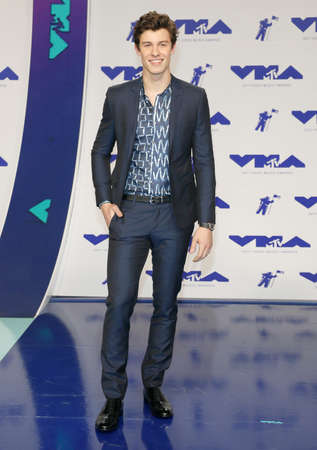 2017 MTV ビデオ音楽賞でショーン ・ メンデスは、2017 年 8 月 27 日にアメリカ、イングルウッドのフォーラムで開催。